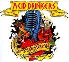 Fishdick Zwei: The Dick Is Rising Again [Digipak] by Acid Drinkers (CD, Nov-2010, Mystic Production)