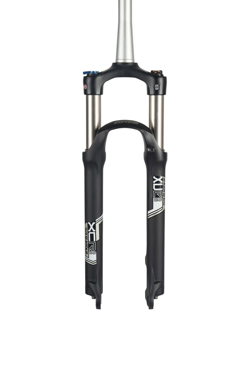 "Suntour XCR LO-R 32 29"" Suspension Fork 100mm Travel 9X100mm QR Tapered Steer"
