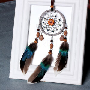 FT-Vintage-Dream-Catcher-Car-Rear-View-Mirror-Hanging-Pendant-Home-Decorations