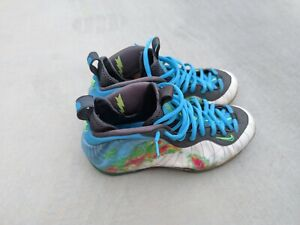 Authentic Air Foamposite One Big Bang Men and Women ...