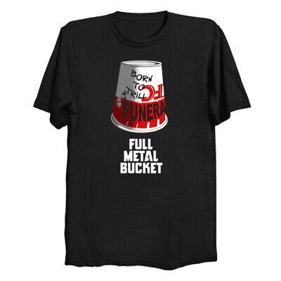 Buckethead Play Guitar Black T-Shirt S-3XL