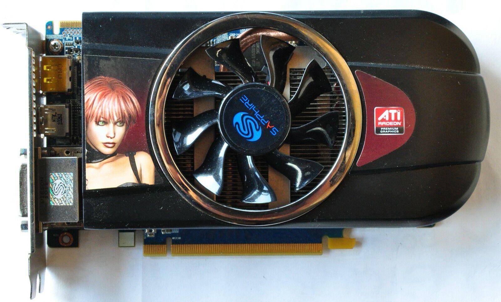 Sapphire ATI Radeon HD 5770 1GB Eyefinity GDDR 5