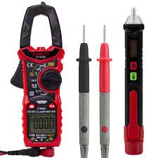 Ht206d 6000 Counts Digital Clamp Meter Multimeter Trms Acampdc Current Volt Test