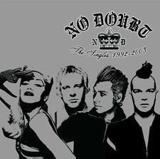 NO DOUBT ( NEW SEALED CD ) THE SINGLES 1992 - 2003 GREATEST HITS / VERY BEST OF