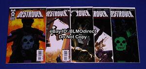 2009-Destroyer-1-2-3-4-5-Full-Complete-Run-Robert-Kirkman-Walking-Dead-Marvel