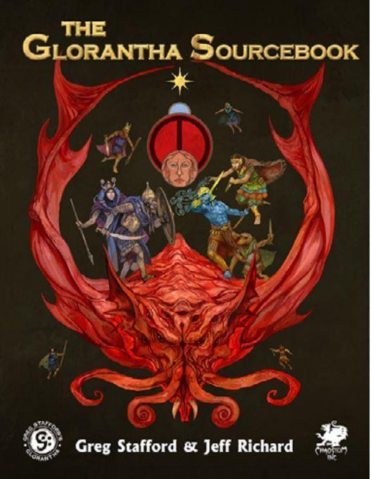 RuneQuest RPG  - Glorantha Sourcebook