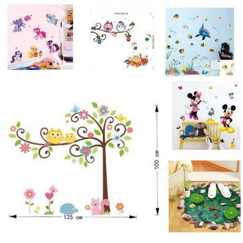 Kids Wallpaper Super Cute Beautiful Kinder Garden Room Paper Roll Self Art Paper