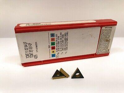 Sandvik  TCMT 2 1.5 1-UF H13A Carbide Inserts  TCMT 11 02 04-UF H13A  10PCS