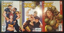 """Ultimate X-Men #69-71 (2006, Marvel) """"Phoenix"""" Parts #1-3 Complete Set Kirkman"""