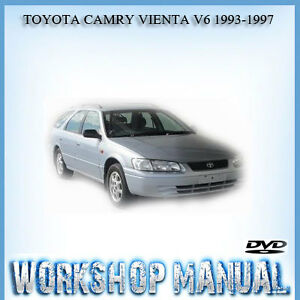 TOYOTA-CAMRY-VIENTA-V6-1993-1997-WORKSHOP-REPAIR-SERVICE-MANUAL-IN-DISC