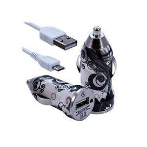 Chargeur-Auto-Allume-cigare-CV11-pour-smartphone-Wiko-View-Max