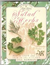 Salad Herbs (The National Trust little library),Jill Norman