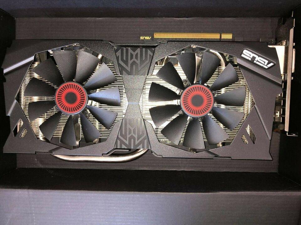 Gtx 970 og Asus b150-m bundkort