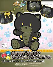 Gundam Build Fighters HG Petit'Gguy Strayblack & Cat Cosplay HGPG Model Kit