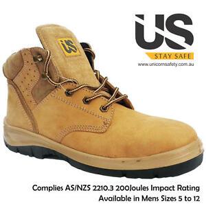 Unicorn Safety Boots 200J Impact