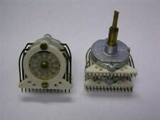 Cts 2 Deck Single Pole 12 Posrotary Switches Crosses To C3 Series Electroswitch