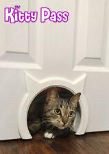Cat door The Kitty Pass Interior Cat Door, Pet Door Hidden Litter Box