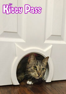 Cat-door-The-Kitty-Pass-Interior-Cat-Door-Pet-Door-Hidden-Litter-Box