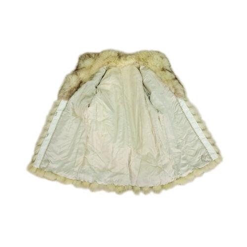 Donna In Volpe 7235 Art Vintage Pelliccia Giacca Di 4E5qZ5