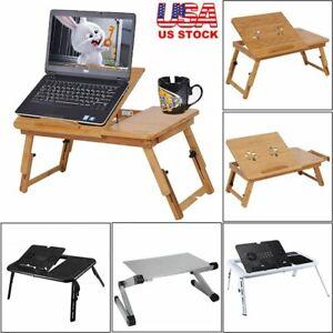 Adjustable Portable Laptop Stand Notebook Riser Holder Computer Ergonomic Desk
