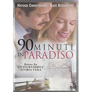 90-MINUTI-IN-PARADISO-2015-DVD-Film-Ex-Noleggio