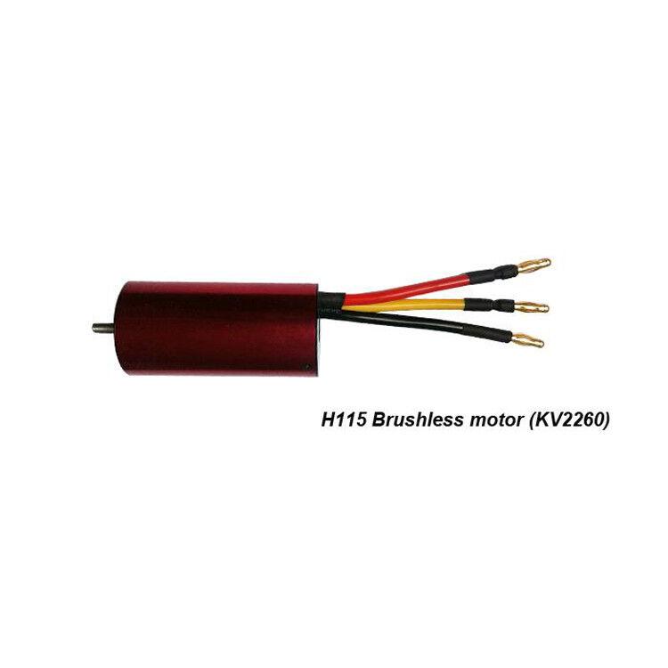 DHK RC  DHKH115 Brushless Motor (KV 2030)  miglior prezzo