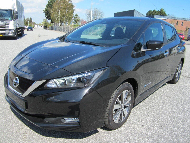 Nissan Leaf  Acenta 5d - 194.900 kr.