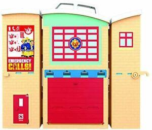 Fireman Sam Rescate Centro Niños Juguete