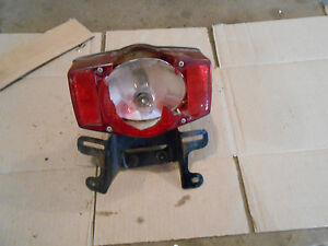 Honda CL175 CL 175 1972 Scrambler taillight tail light CB175 CB