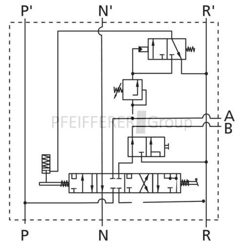 0521705035 Case IH Bosch-System SB7 3-Loch V-Nr 0521705038, Steuergerät pas f
