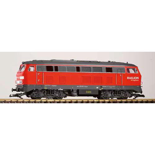 PIKO Railion DB Logistics BR225 Diesel Locomotive VI G Gauge 37508