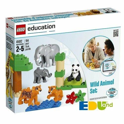 LEGO DUPLO Wildtiere Set 5012 education Wilde Tiere LEGO® 45012