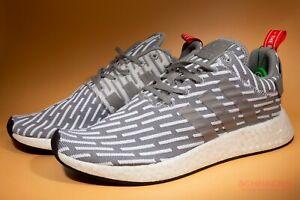 Adidas NMD R2 'JD Sports Grey Red Shoe