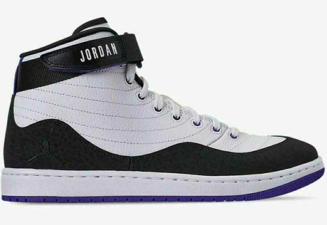 Transformador Prestador Delicioso  Nike Air Jordan KO 23 White Dark Concord Black Ar4493 100 Men Size 11 for  sale online | eBay