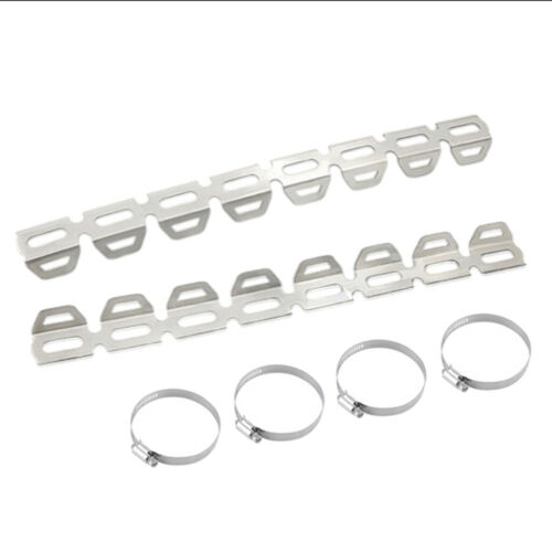 Stainless Steel Exhaust Muffler Pipe Heat Shield Guard for BMW R1200 GS