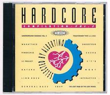 HARDCORE COMPILATION VOL 3 CD F.C.