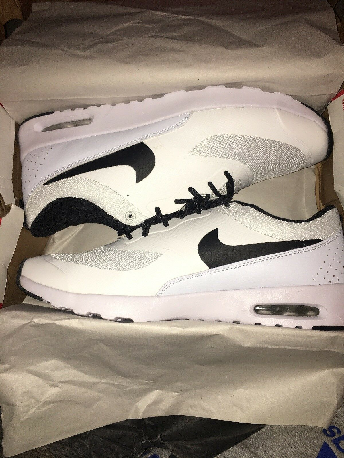 4643a51a4621 Nike Air Max Ultra BR Running White Fuchsia Trainers shoes Womens 90  npbiuo6702-Women s Trainers