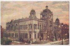 Ilford Town Hall Art Postcard B734