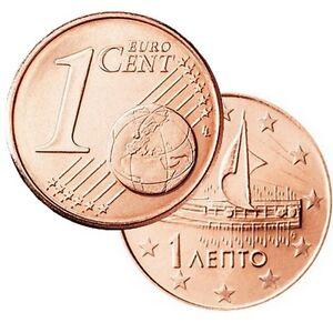 Ek // 1 Cent Grèce : Sélectionnez une pièce nueve