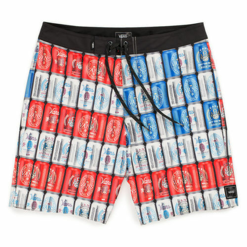 9e16ae8c35 NWT VANS Off The Wall AMERI CAN BOARDSHORTS 19