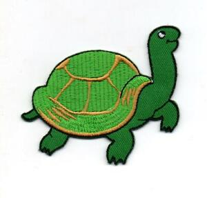 Cute-Pretty-Turtle-Animal-P207-Embroidered-iron-on-patch-High-Quality-Hat-Jacket