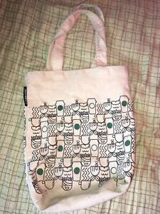 Starbucks Anywhere Tote Bag New