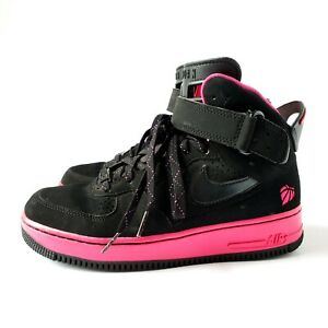 cheap for discount 8340f d4957 Image is loading Nike-Air-Jordan-AJF-Basketball-Shoes-Youth-Girls-