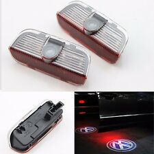 2x CREE LED Door Courtesy Laser Projector Light for Volkswagen Golf GTI Jetta CC