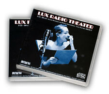 LUX RADIO THEATER -  OLD TIME RADIO-16 CD - 769 mp3 - Total Playtime: 715:33:44