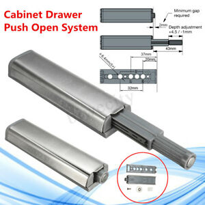 Remarkable 10X Push To Open Latch Cabinet Door Drawer Soft Close Damper Download Free Architecture Designs Scobabritishbridgeorg
