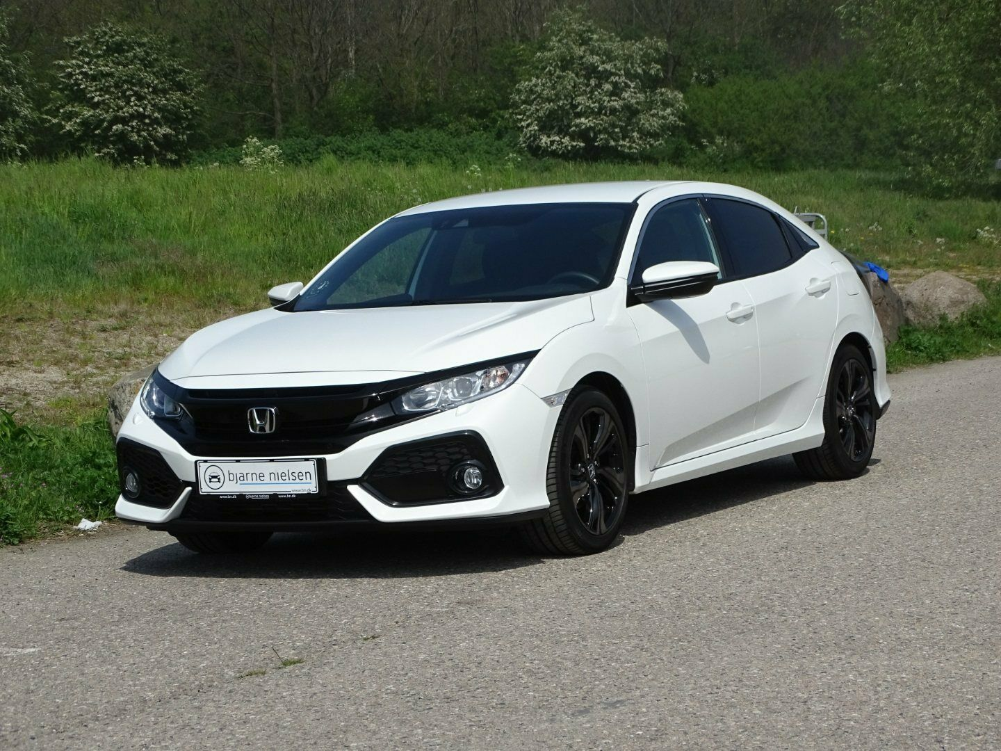 Honda Civic 1,0 VTEC Turbo Elegance CVT