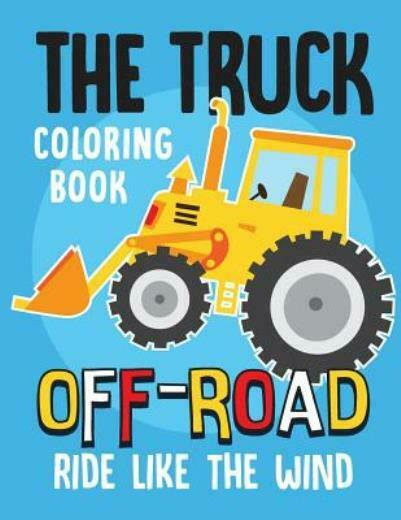 - Truck Coloring Book Fun For Kids With Trucks Fire For Sale Online EBay