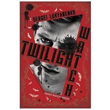 Twilight Watch: Book Three (Night Watch)-ExLibrary
