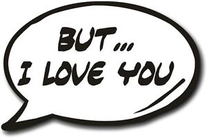image is loading speech bubble but i love you